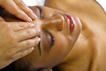 Facial/Head Massage