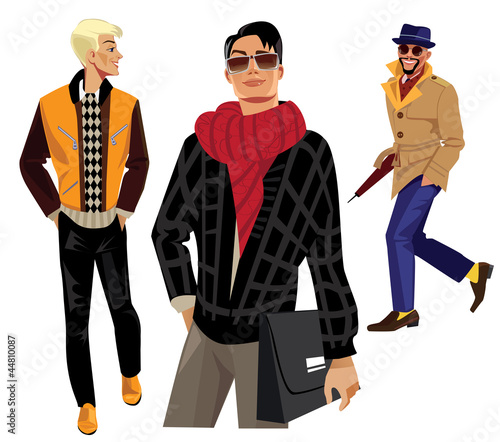 fashion men