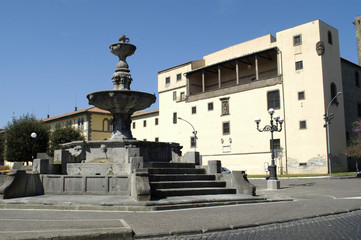 Fountain of Vignola