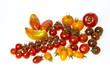 Tomaten verschiedene Sorten