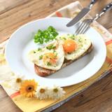 Fototapety Frühstück mit Herz
