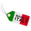 Anhänger mit  MADE IN ITALY
