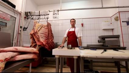 Butchers Cut and Trim Meat