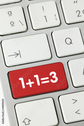 Error 1+1=3 keyboard