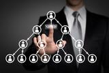 sharing information via social network