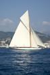 Vintage sailboat