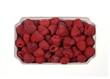 Raspberries backgroud