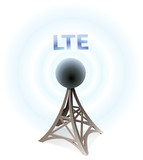 LTE Advanced Relay Tower