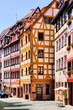 Half-timbered houses of the Old Town, Nuremberg