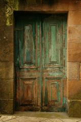 puerta sola