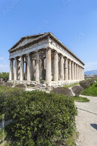 Temple of Hephaestus,Athens,Greece