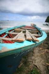 Barque et rame