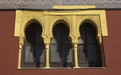 Muslim windows in Cordoba 2