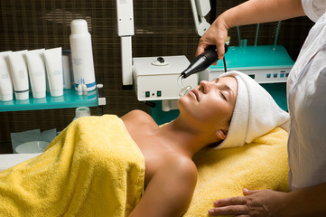 High frequency skin care beauty equipment