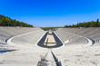 Panathenaic stadium or kallimarmaro in Athens
