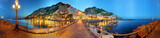 Amalfi a 360 gradi, notturno