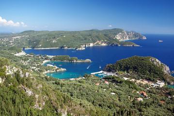 Corfu, Greece - Paleokastritsa