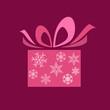 Logo Christmas Gift # Vector