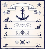 nautical / marine design elements