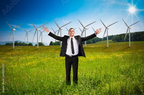 Concept éolienne