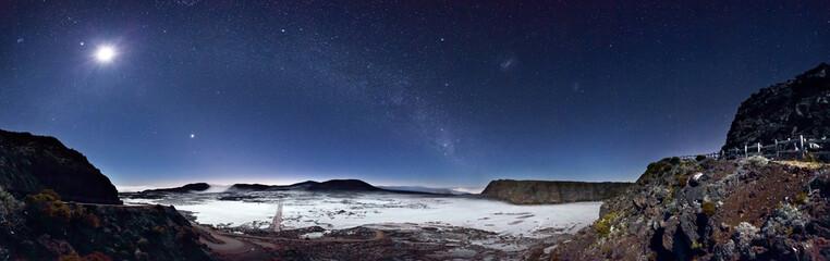 Nuit glaciale à la Plaine des Sables - Réunion