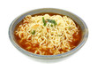 Hot Spicy Noodle Vegetable Soup