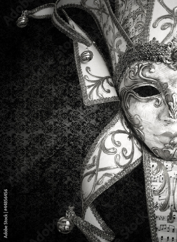 Luxury Venetian mask