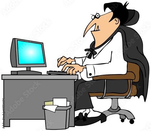 Office vampire