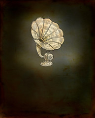 Gramophone illustration