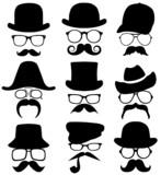 9 visages