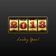 2013 - Lucky Year!