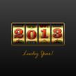 2013 - Lucky Year!