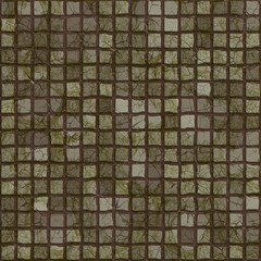 Dark pavement. Seamless texture.