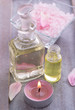 Massageöl mit Badesalz