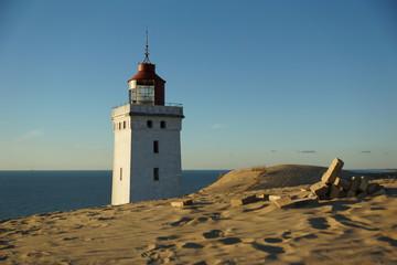 Alter Leuchtturm Rubjerg Knude Fyr, Nordjütland