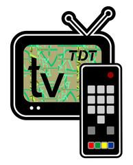 Televicion sign