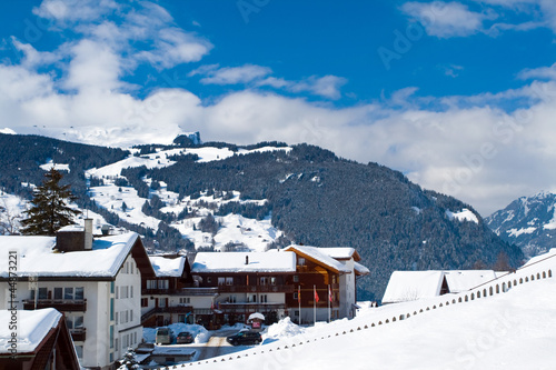 Some hotels near the Grindelwald ski area