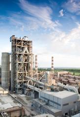 Завод цемент