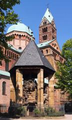 ölberg de la cathédrale de Speyer