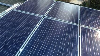 Solarpanelmontage