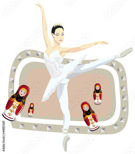 Ballerina and Matryoshka