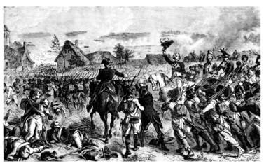 Napoleonian Battle - 18th century - Fleurus