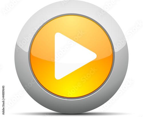 Play button - 44889640