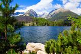Fototapety Lake in Slovakia
