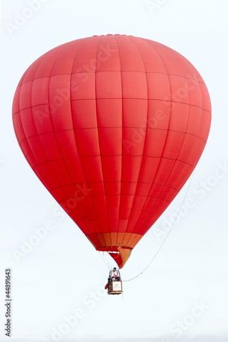 Aluminium Ballon Mongolfiere #68