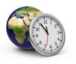 Die Zeit in der Welt
