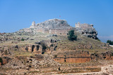 Tlos City - ancient ruins and tombs / Turkey