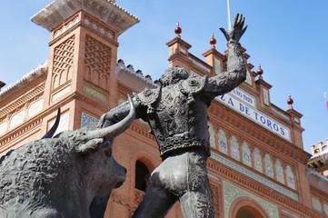 Torero e Plaza de Toros