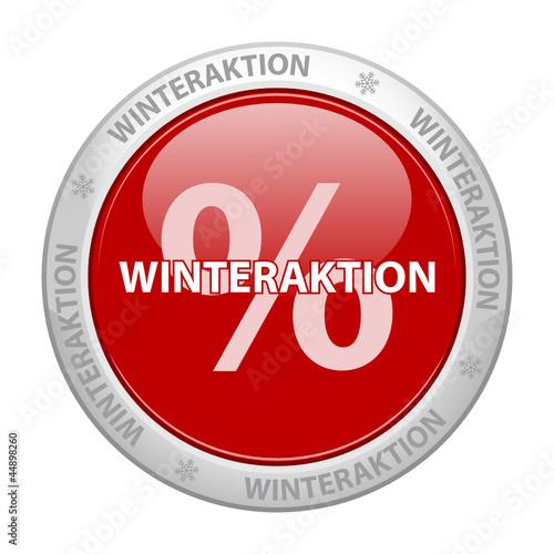 Winteraktion - Button