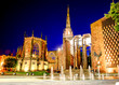 Cathedral at night Coventry - 44907284